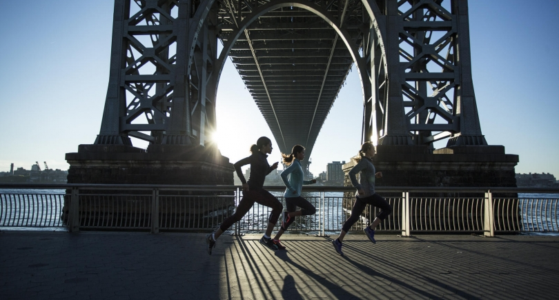 Run Your City: Best Running Routes In Manhattan & Brooklyn